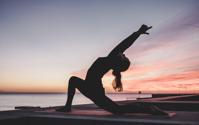 joga, aby zwiększyć erekcję)